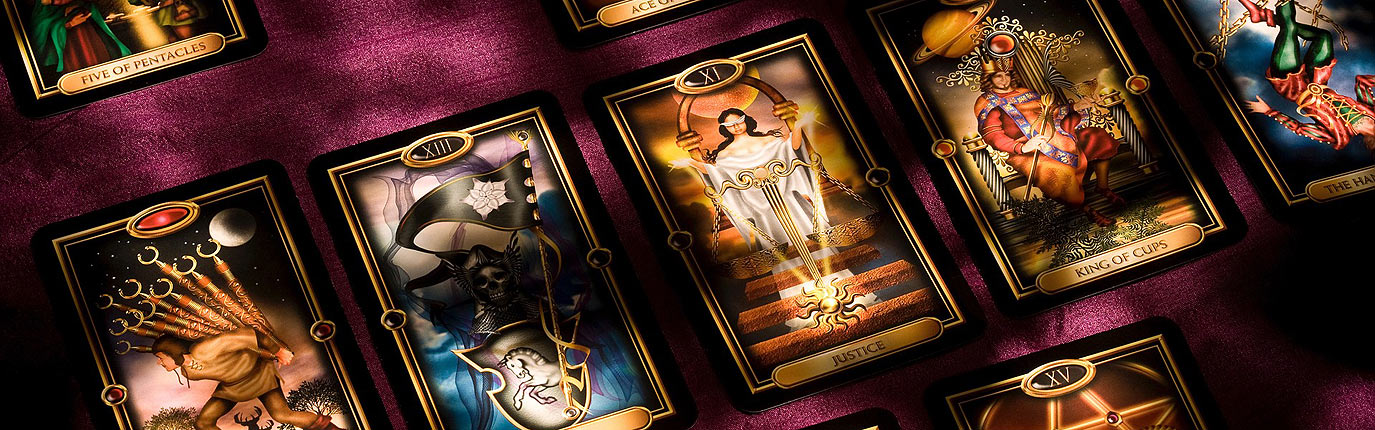 On-line tarot card readings